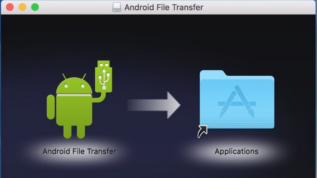 Android to Mac Files Transfer