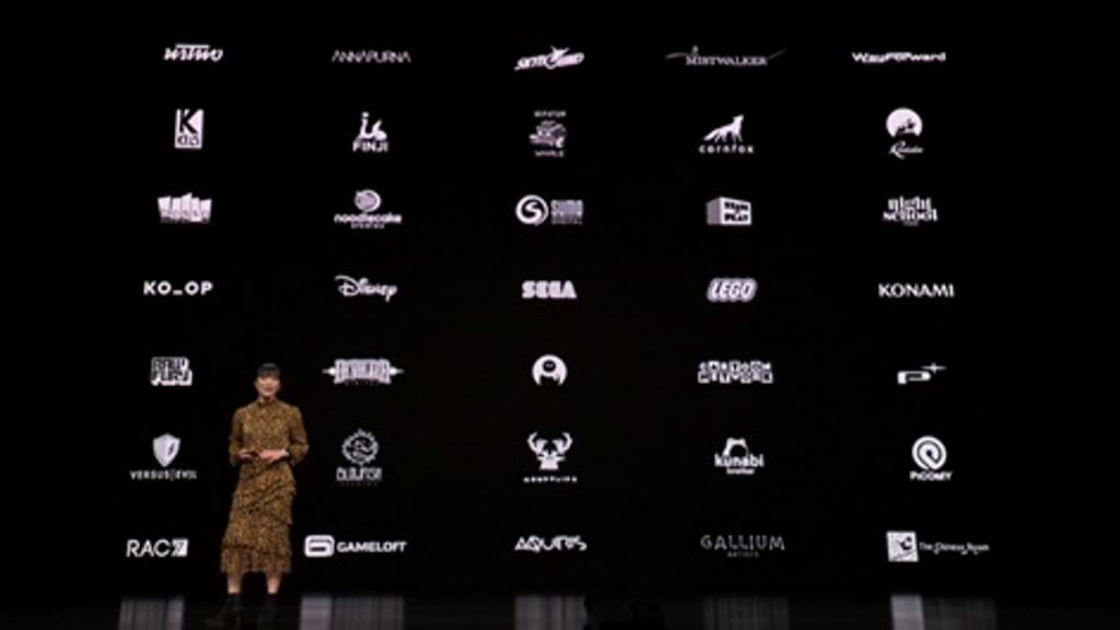 Apple Arcade partners