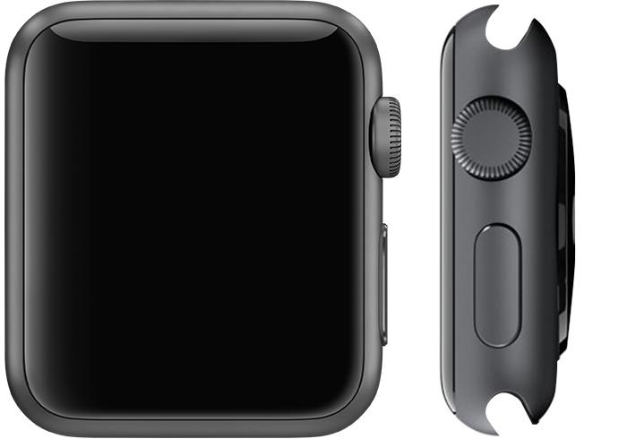 Apple Watch Series 1 Display
