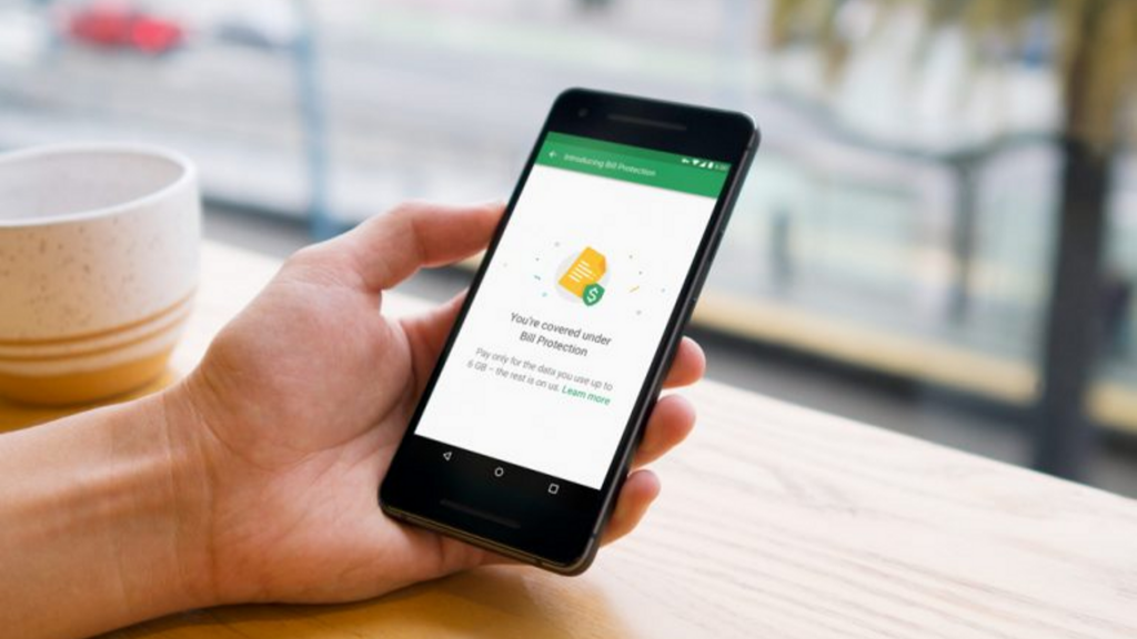 Google Fi Support on your phone