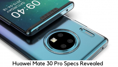 Photo of Huawei Mate 30 Pro Spec Sheet Leaked, Two 40MP Cameras