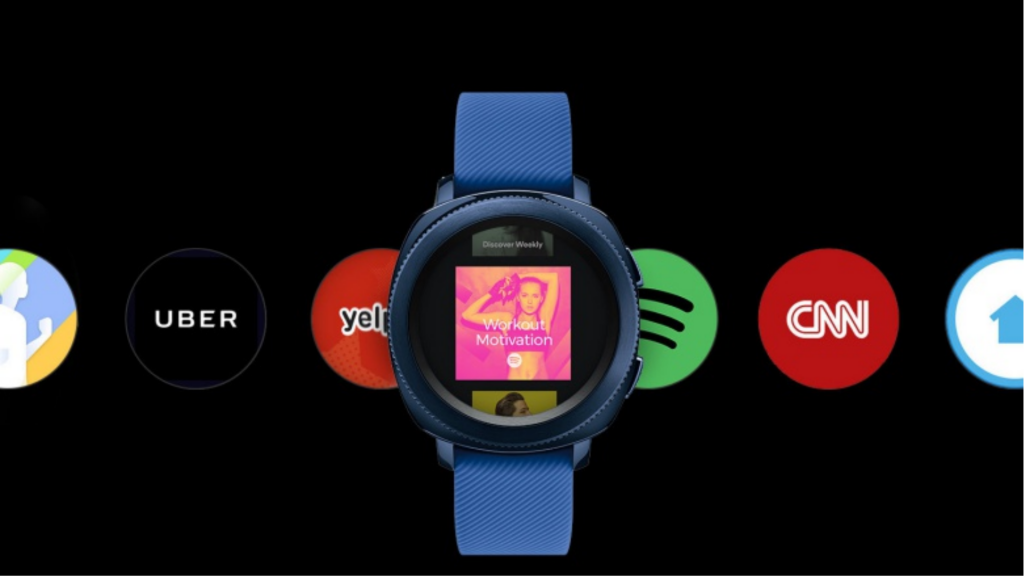 OS and Features Of the Watch