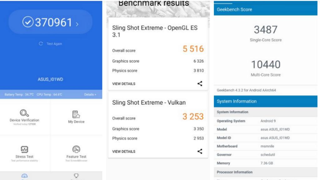 Asus Phone Performance
