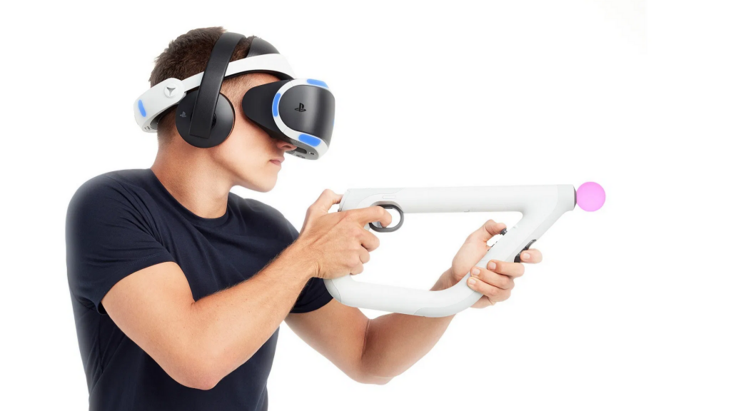 PlayStation 4 VR Experience