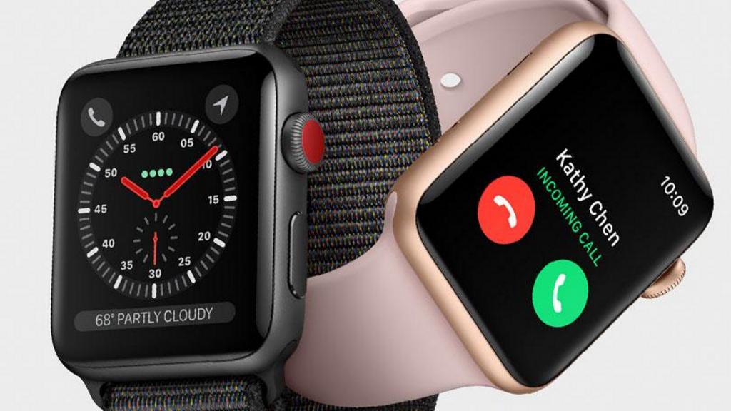 Apple Watch 3 Connectivity