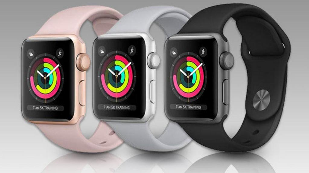 Apple Watch 3 Desing