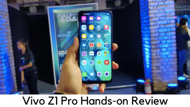 Photo of Vivo Z1 Pro Hands-On Review: A Killer Smartphone or Just another Mid-Ranger?