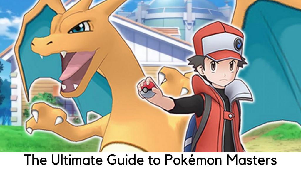 Pokémon Masters Gameplay