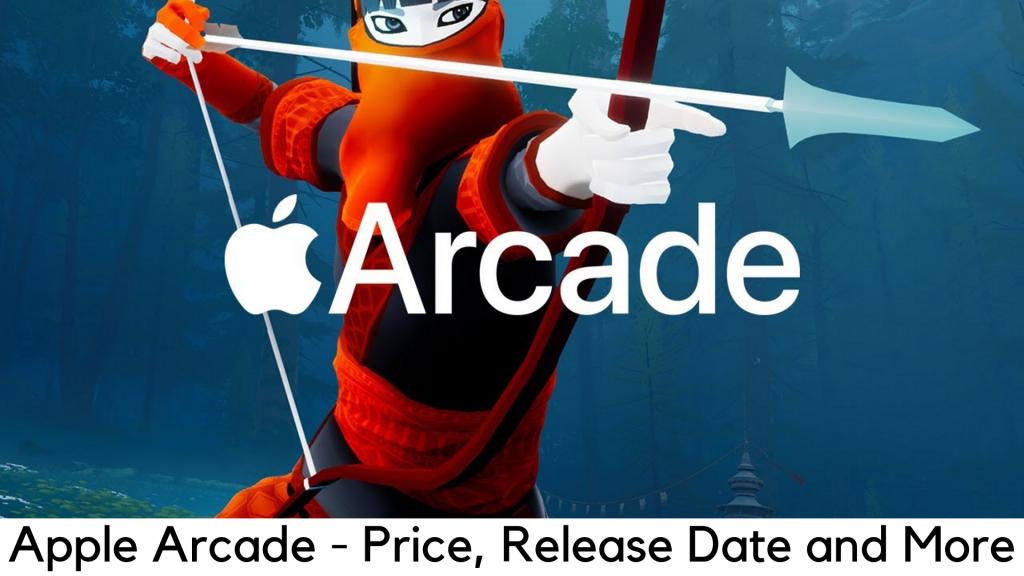 Apple Arcade Service