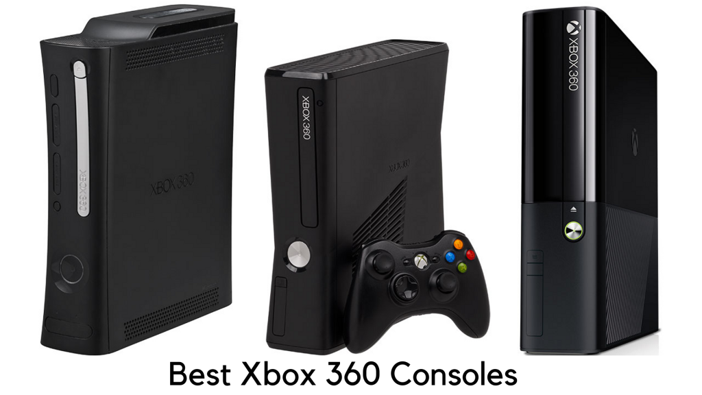 Best and Most Popular Xbox 360 Consoles