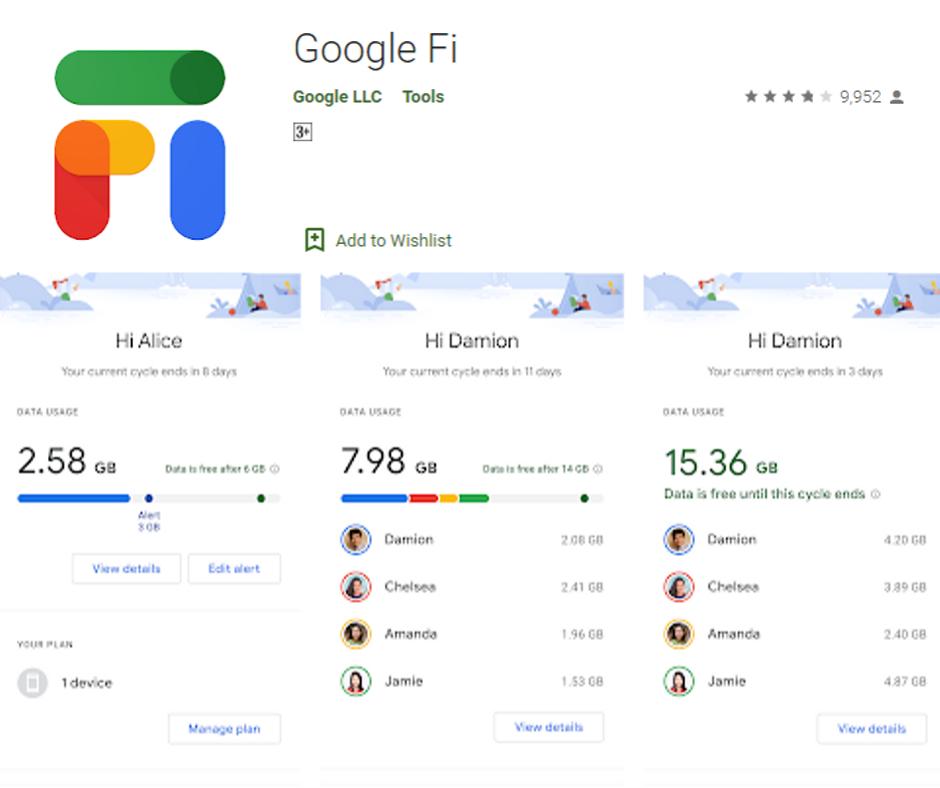 How Google Fi Works