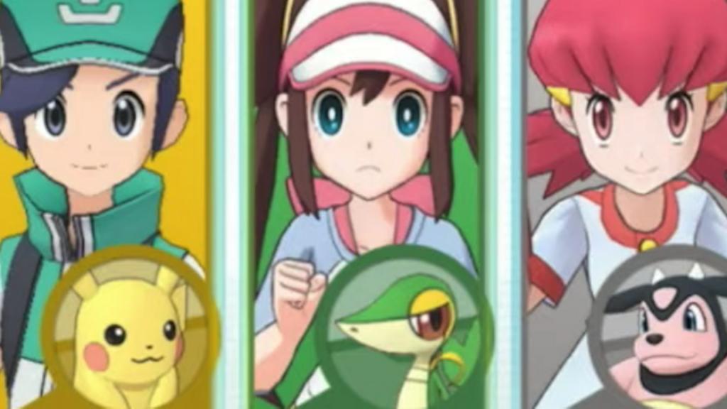 make the best Pokémon Masters Team