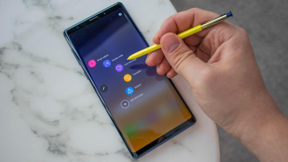 Samsung galaxy note 10 plus S-Pen