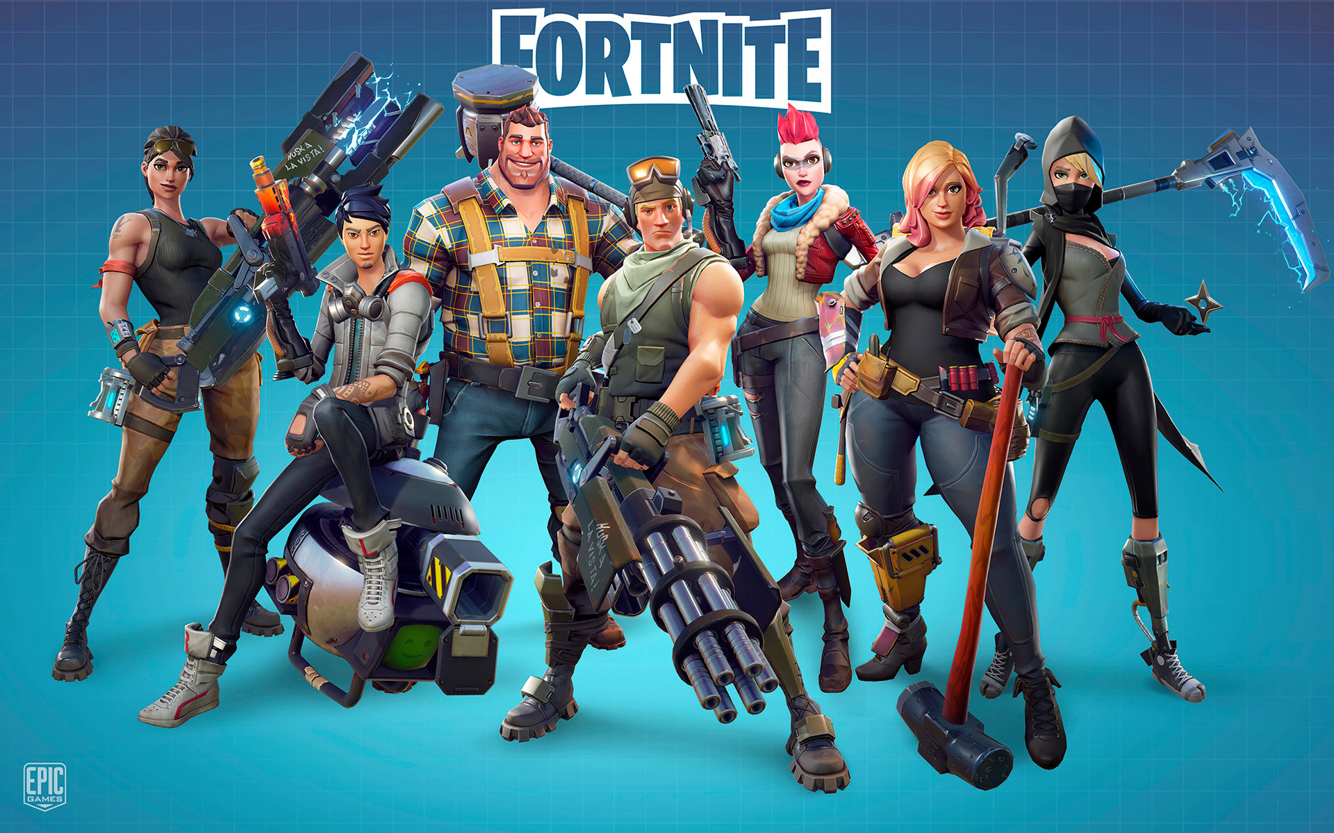 Fortnite announced 'The End'