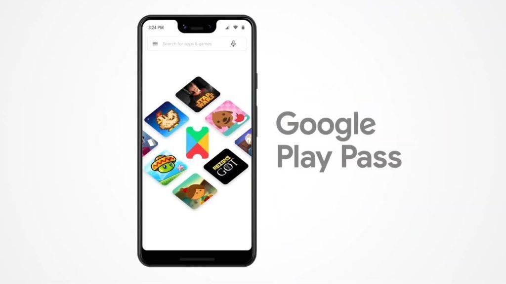 Google Play Pass Subscription Service