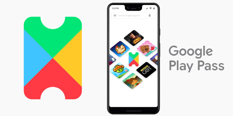 Google Play Pass subscription service charges
