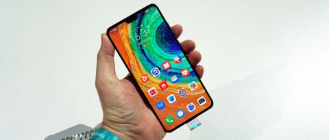 Huawei Mate 30 Display and Look