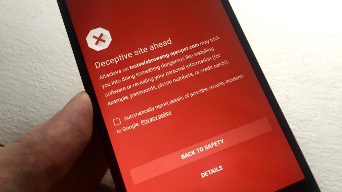 Malware On Android Phone