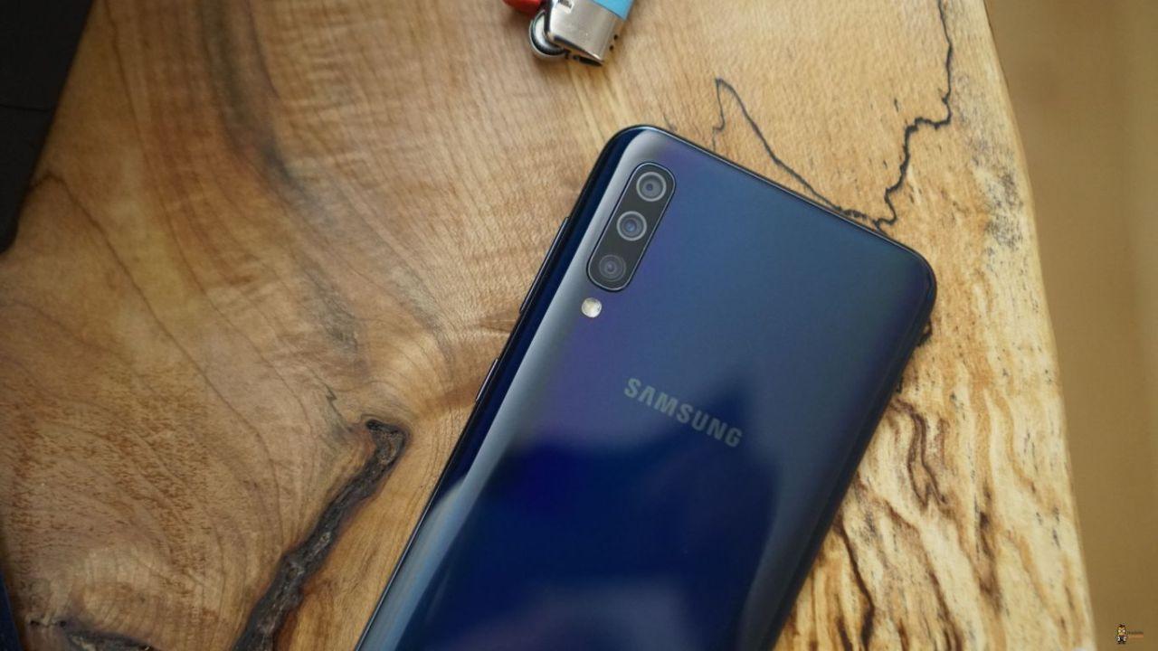 Samsung Galaxy A50 Camera Review