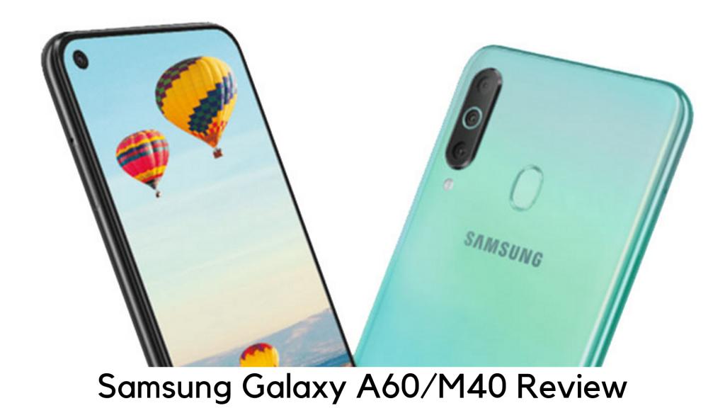 Samsung Galaxy A60-M40