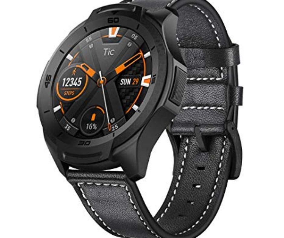 TicWatch S2 Best Android Wear OS Watches 2019