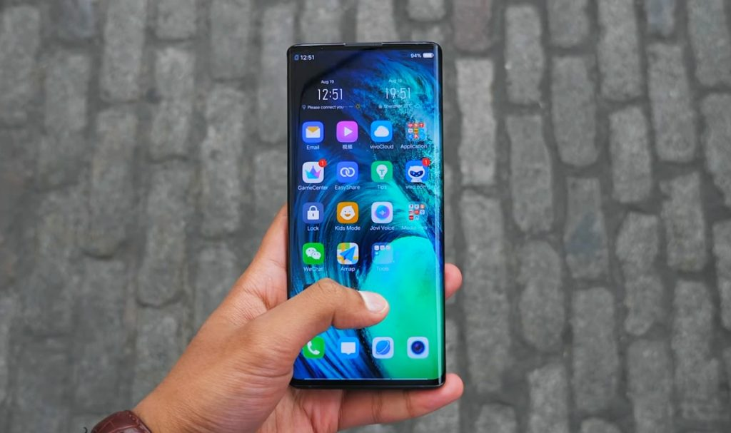 Vivo NEX 3 hands-on review Features