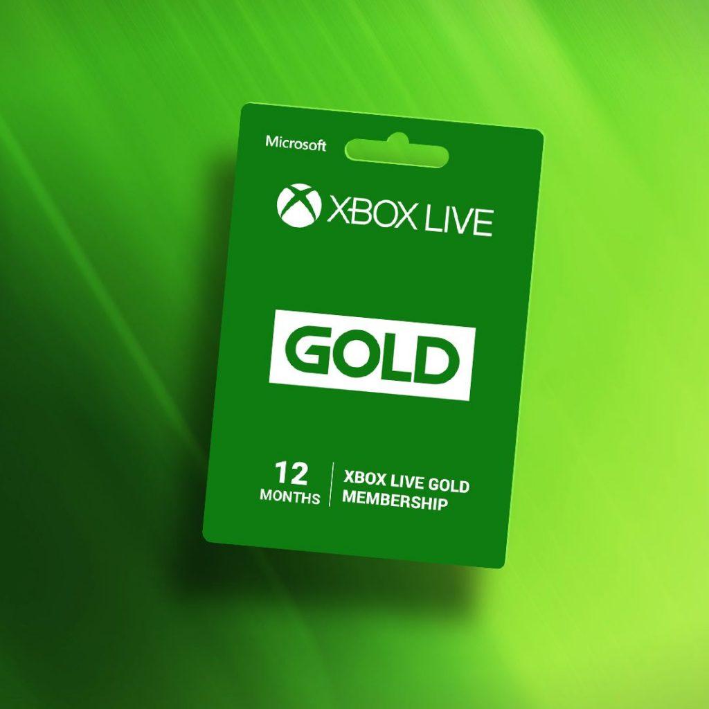 Xbox Live Memberships