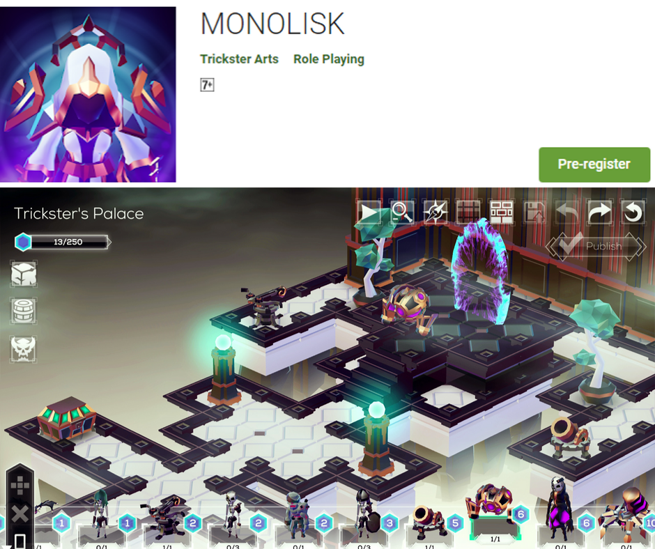 About Monolisk App