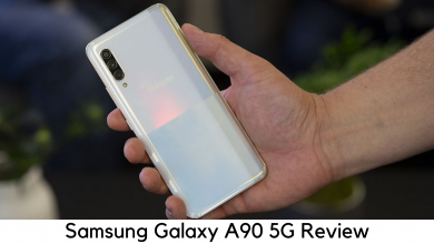 Photo of Samsung Galaxy A90 5G Review
