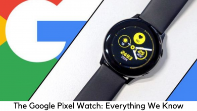Photo of The Google Pixel Watch