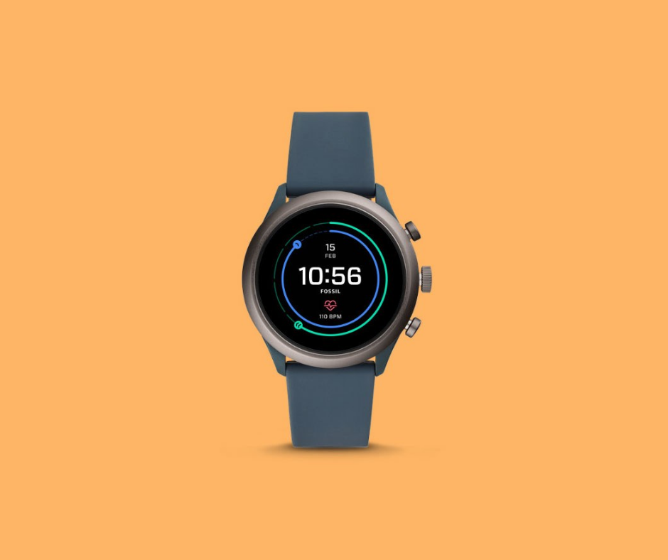 Fossil Sport Best Android Wear OS Watches 2019