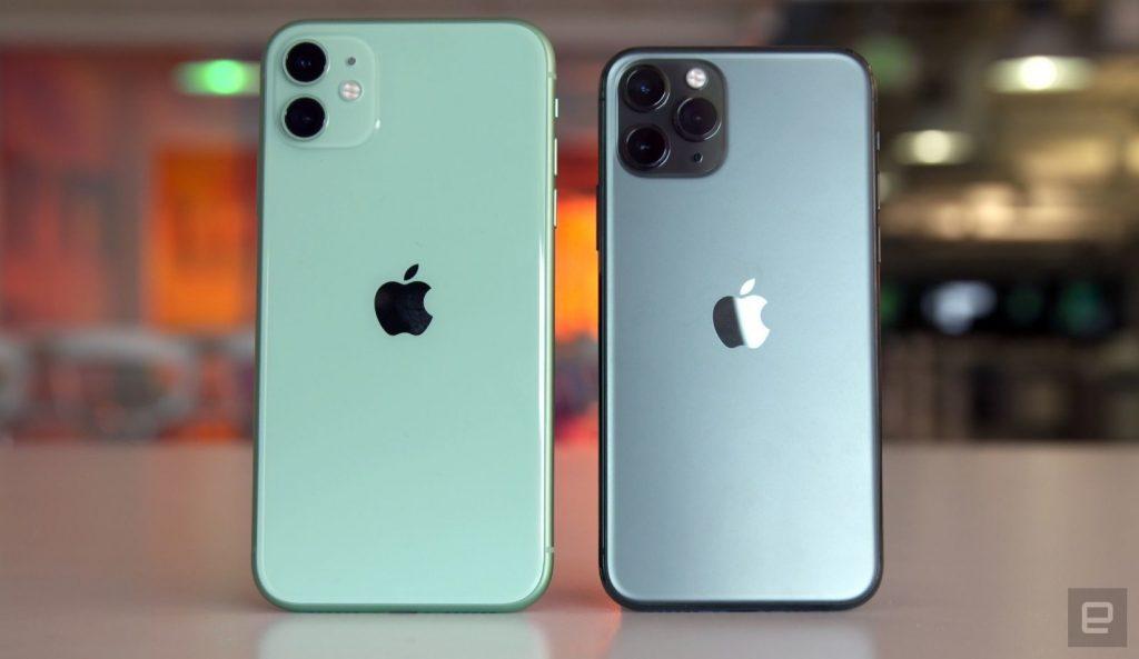 iPhone 11 vs. iPhone 11 Pro vs. iPhone 11 Pro Max Design