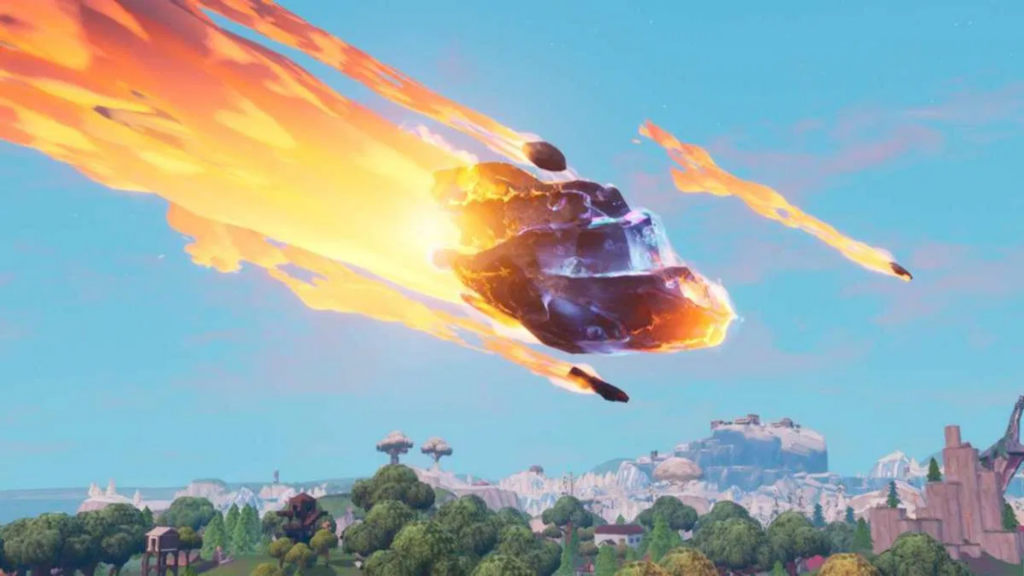 Fortnite Map Wiped Out By Black Hole to Mark End of Season 10