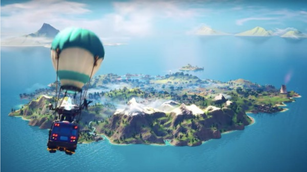 Fortnite Marks a Comeback with 'Chapter 2' reboot