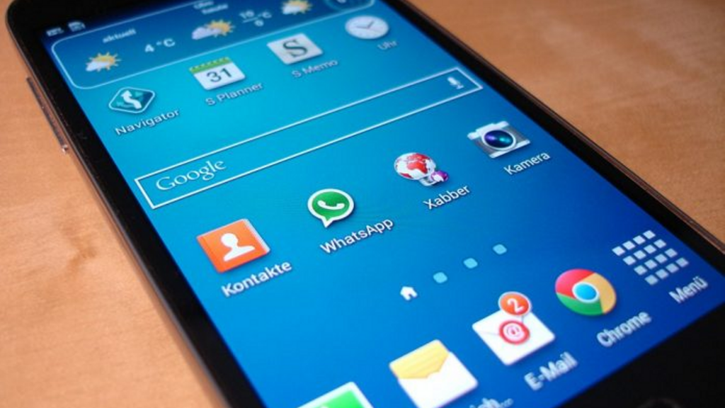 recording whatsapp call on Android