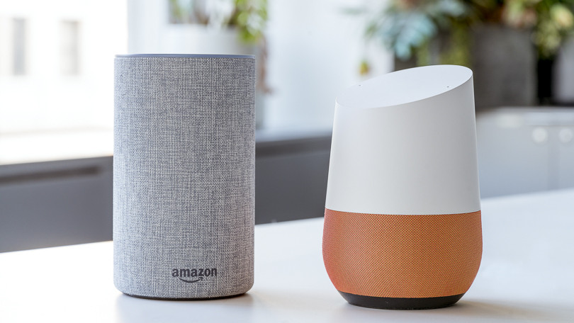 Difference between Google Home vs. Amazon Echo