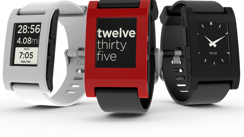 Pebble smart watches are getting a second chance