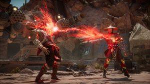 Mortal Combat 11 DLC Roaster