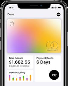 Apple Card iPhone
