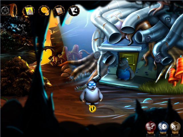 Best Adventure Games For Android - City of Secrets