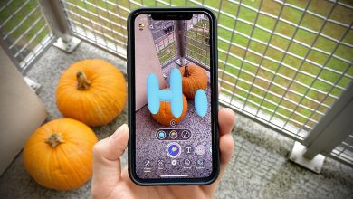 Photo of Doodles Become Augmented Reality Art
