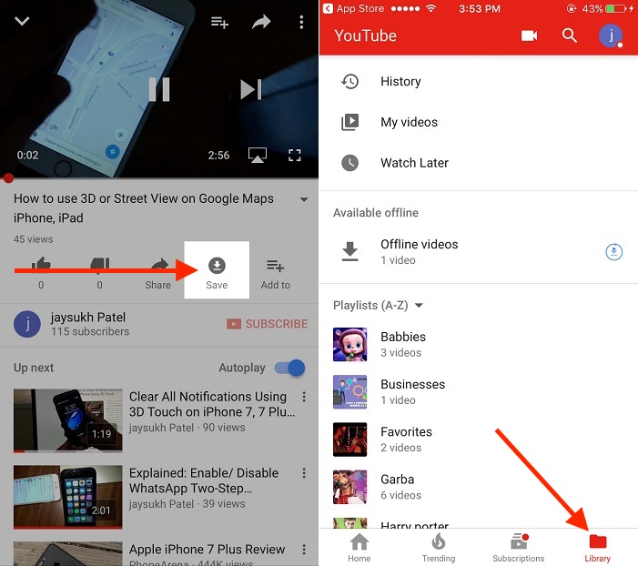 How to Download YouTube Videos for Offline Viewing