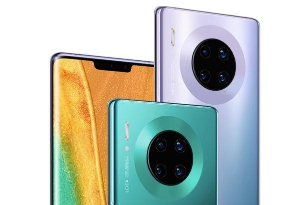 Huawei New Mate 30 Camera