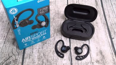 Photo of The Best True Wireless Earbuds For Working Out: Jlab Epic Air Sport
