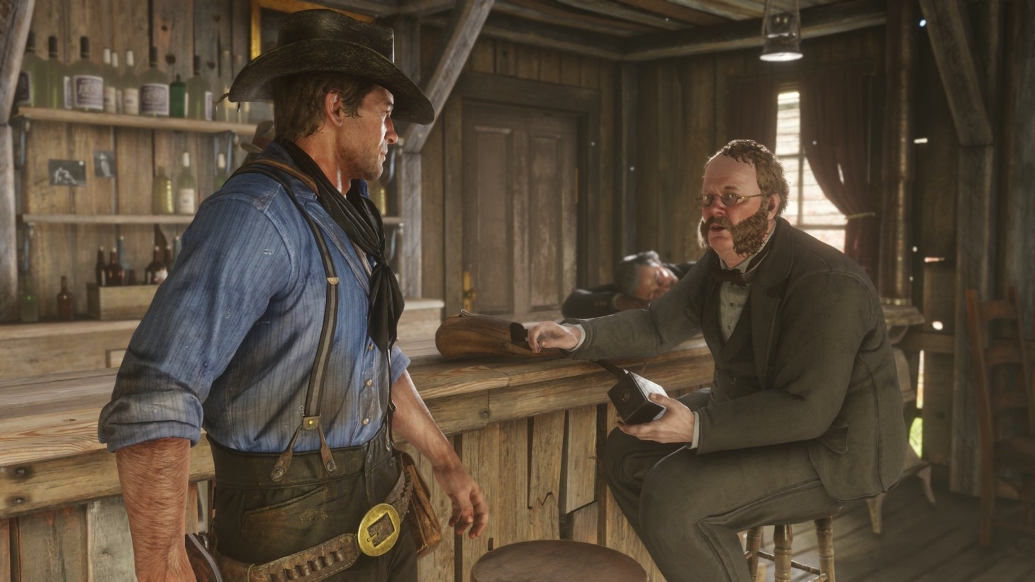 Red Dead Redemption 2 issues