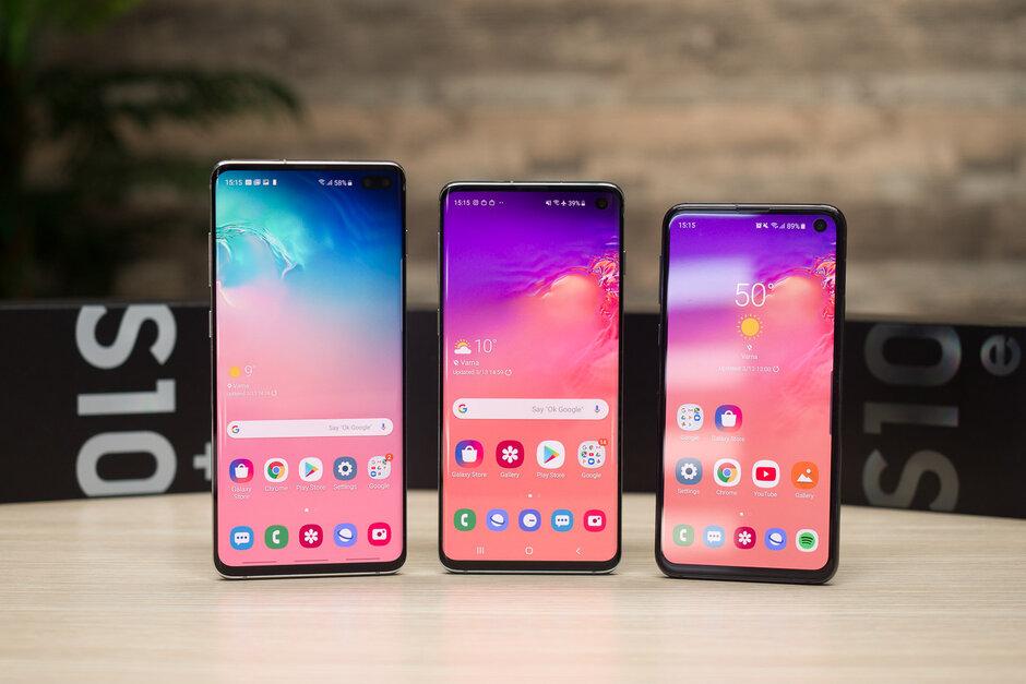 Samsung Galaxy S10 Series Update