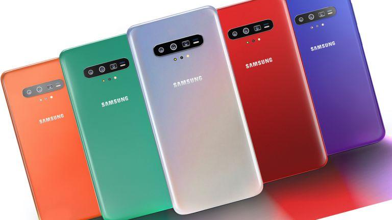 Samsung Galaxy S11 Back