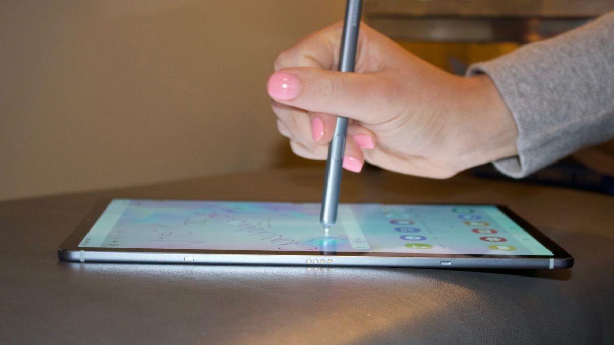 Samsung Galaxy Tab S6 Stylus