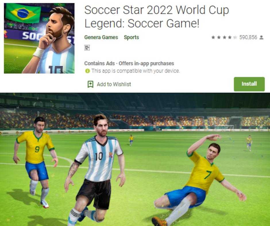 Soccer Star 2022