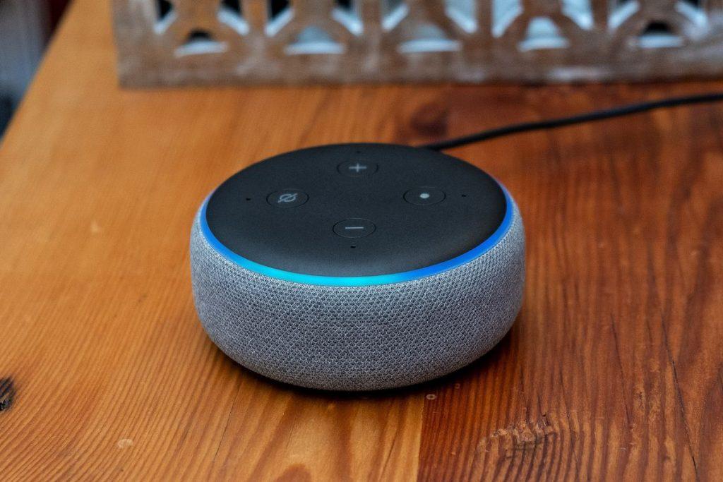 Amazon Echo Dot (3rd Gen) Enjoy the Smart Speaker